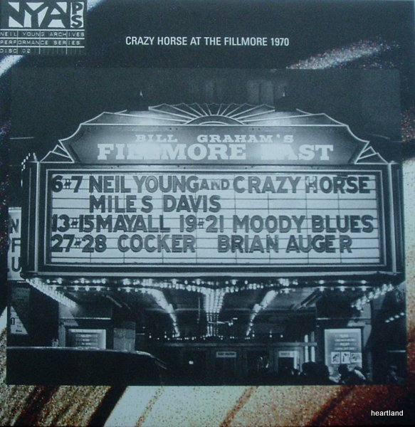 neil young filmore east lp