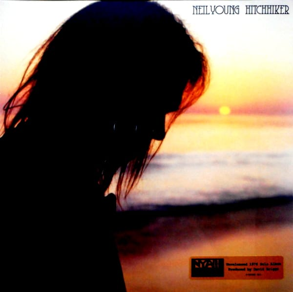 YOUNG, NEIL hitchhiker LP