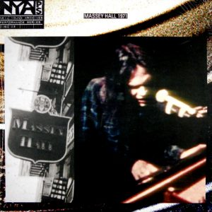 YOUNG, NEIL massey hall 1971 LP
