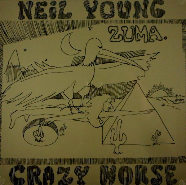 YOUNG, NEIL zuma LP