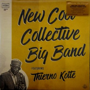 NEW COOL COLLECTIVE BIG BAND new cool collective band LP