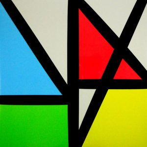 NEW ORDER music complete LP