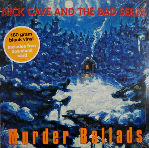 CAVE, NICK & THE BAD SEEDS murder ballads LP