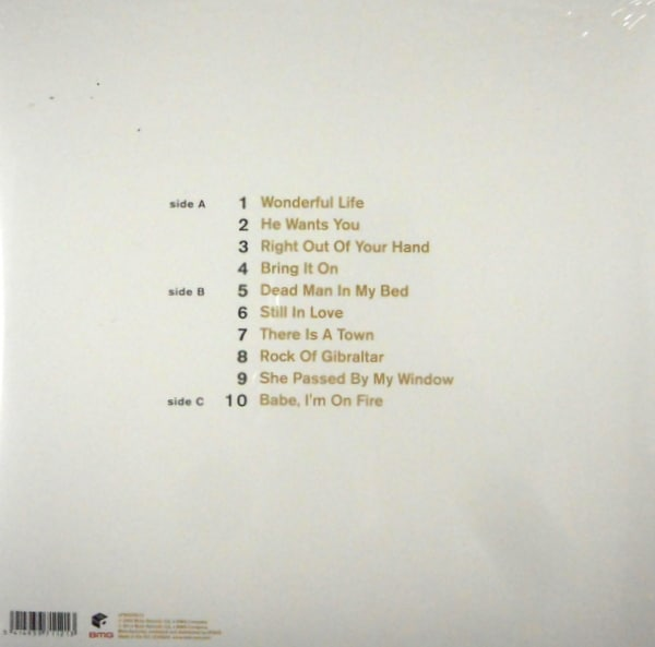 CAVE, NICK & THE BAD SEEDS nocturama LP