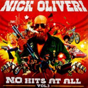 OLIVERI, NICK no nits at all - vol 3 LP