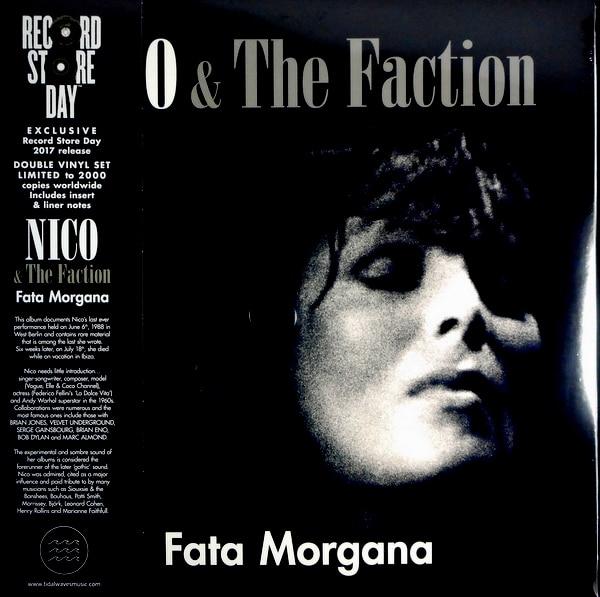 NICO & THE FACTION fata morgana LP