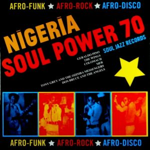 VARIOUS ARTISTS nigeria soul power '70 7""