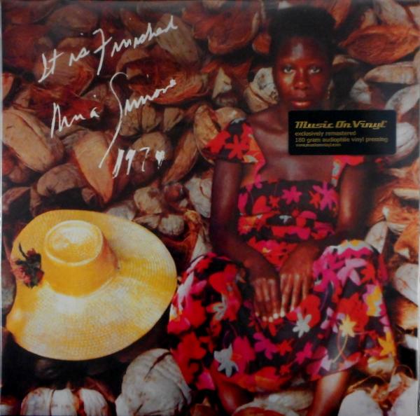 SIMONE, NINA it is finished LP