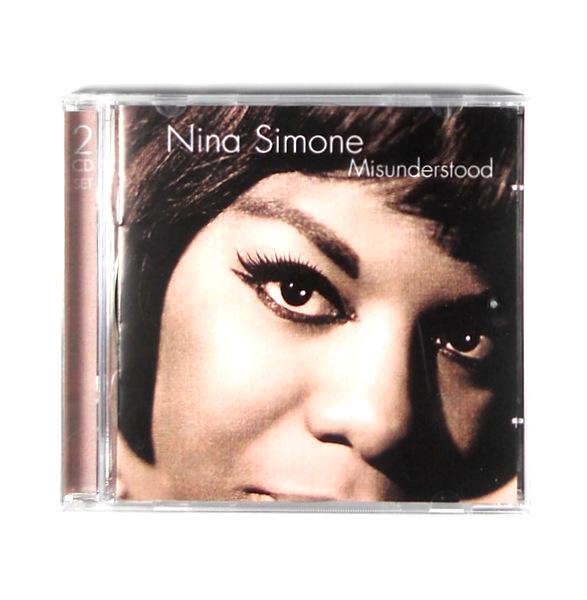 SIMONE, NINA misunderstood CD