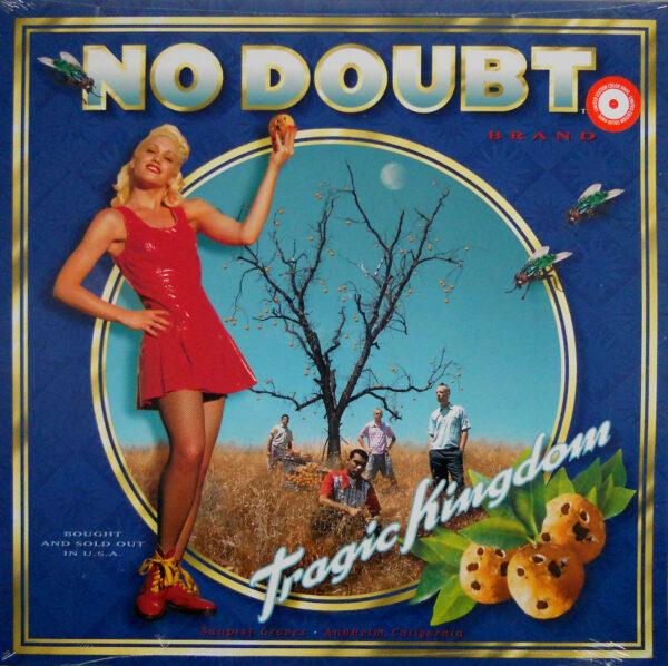 no doubt tragic clear vinyl lp