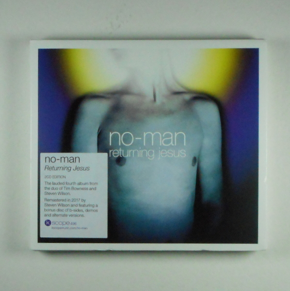 NO-MAN returning jesus - deluxe CD