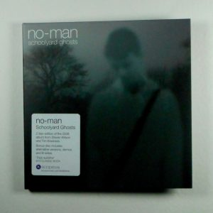 NO-MAN schoolyard ghosts - deluxe CD