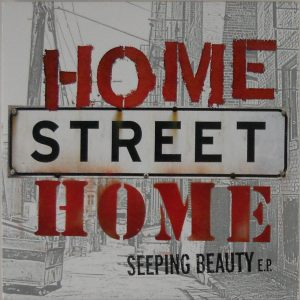 NOFX & FRIENDS (HOME STREET HOME) sleeping beauty ep 7""