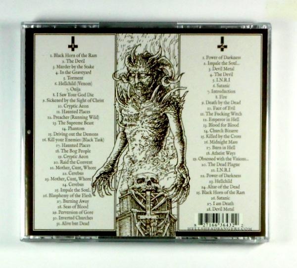 NUNSLAUGHTER devils congeries vol 2 CD
