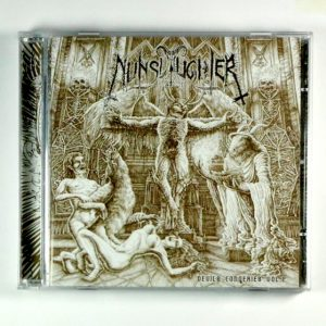 NUNSLAUGHTER devils congeries vol 2 CD