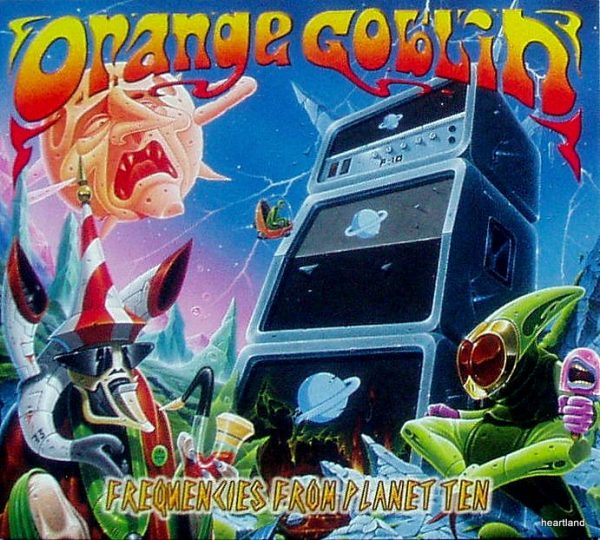 orange goblin frequencies cd