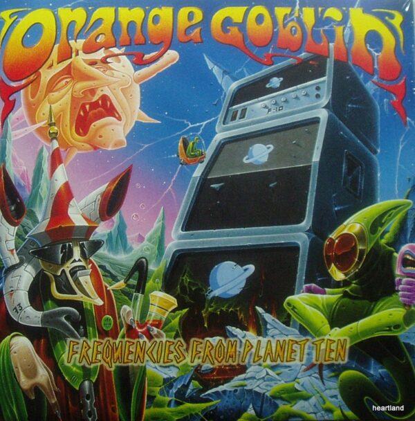 orange goblin frequencies lp
