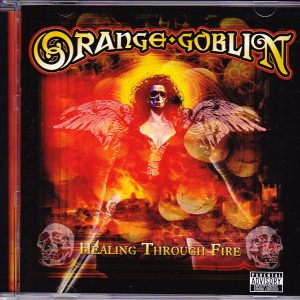 orange goblin healing cd