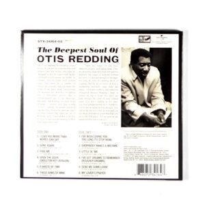 REDDING, OTIS lonely & blue CD back