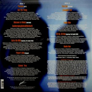 OUTKAST southernplayalisticadillacmuzik LP
