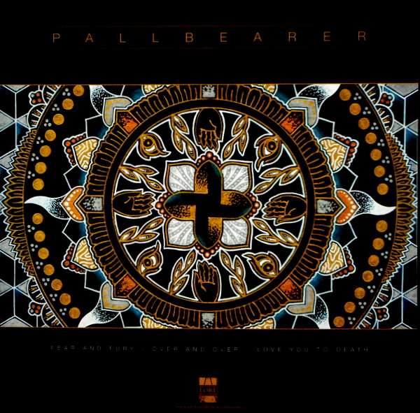 PALLBEARER fear and fury 12""