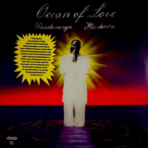 HENDERSON, PANDURANGA ocean of love LP