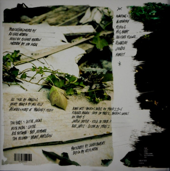 PARADING jungle songs LP
