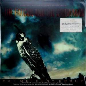 METHENY, PAT the falcon and the snowman LP