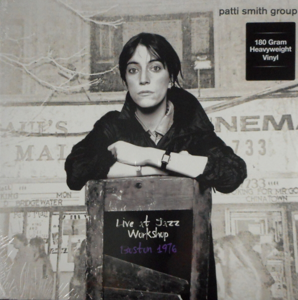 SMITH, PATTI live at jazz workshop Boston 1976 LP
