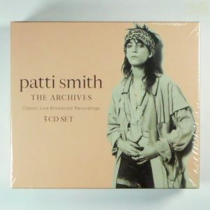 SMITH, PATTI patti smith the archives CD