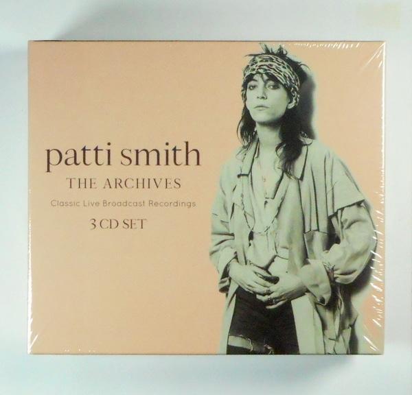 SMITH, PATTI patti smith the archives CD