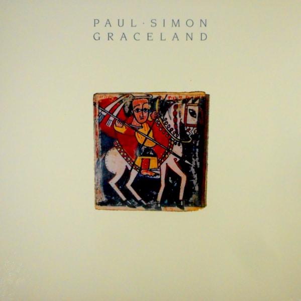 SIMON, PAUL graceland LP