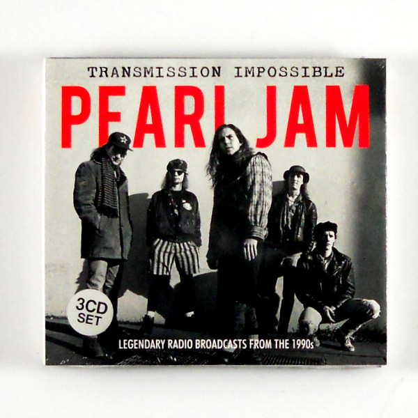 PEARL JAM transmission impossible CD