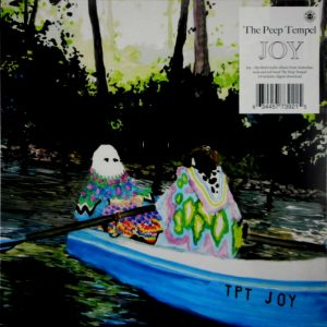 PEEP TEMPEL, THE joy LP