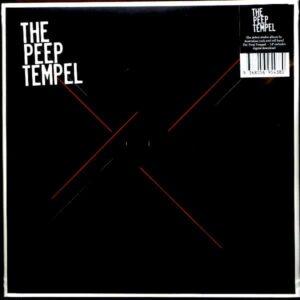 PEEP TEMPEL, THE the peep tempel LP