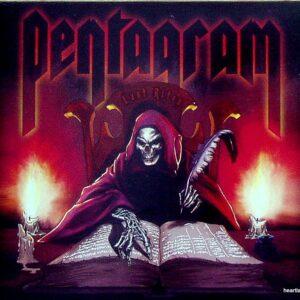 pentagram last rites cd