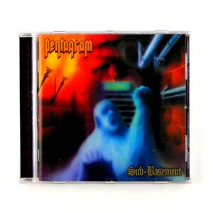 PENTAGRAM sub-basement CD