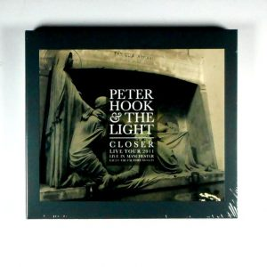 JOY DIVISION (PETER HOOK & THE LIGHT) closer live in manchester CD