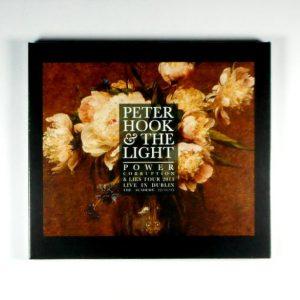 JOY DIVISION (PETER HOOK & THE LIGHT) power corruption & lies live in dublin CD