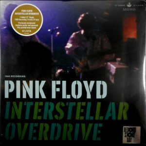 PINK FLOYD interstellar overdrive 12""