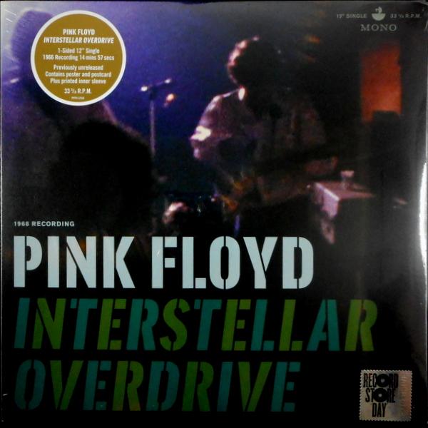 """PINK FLOYD interstellar overdrive 12"""""""