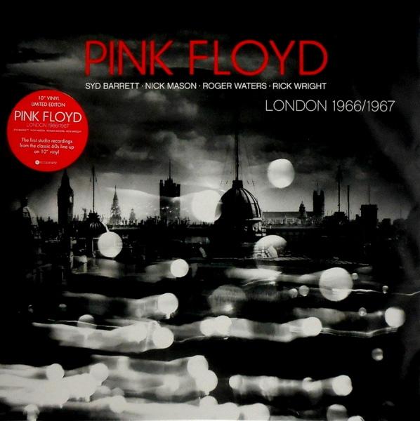 "PINK FLOYD london 1966/1967 10"""