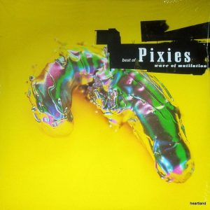 pixies best of wave of mutilation LP