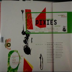 PIXIES head carrier - ltd edition LP LP