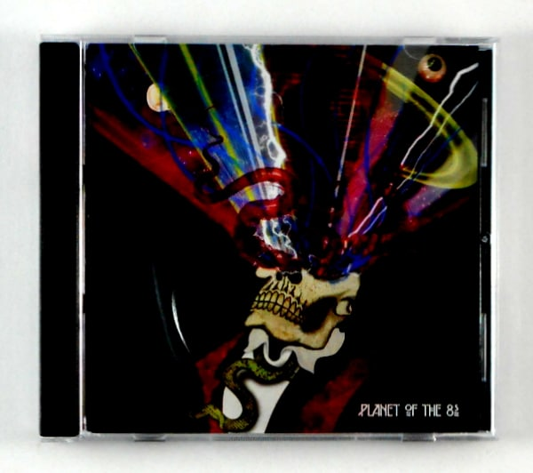 PLANET OF THE 8's planet of the 8's CD