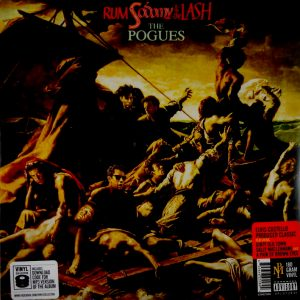 POGUES, THE rum sodomy & the lash LP