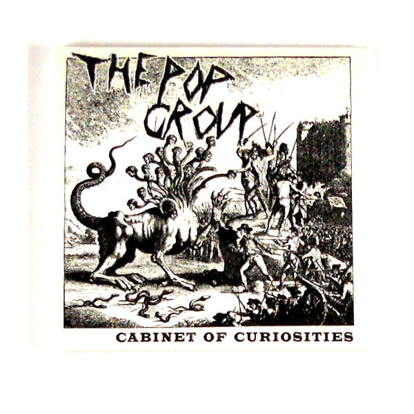 POP GROUP, THE cabinet of curiosities CD