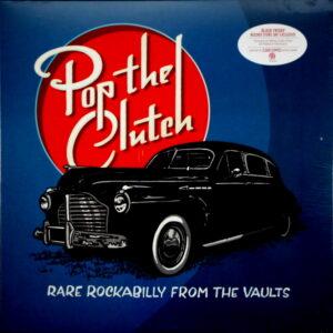 VARIOUS ARTISTS pop the clutch LP