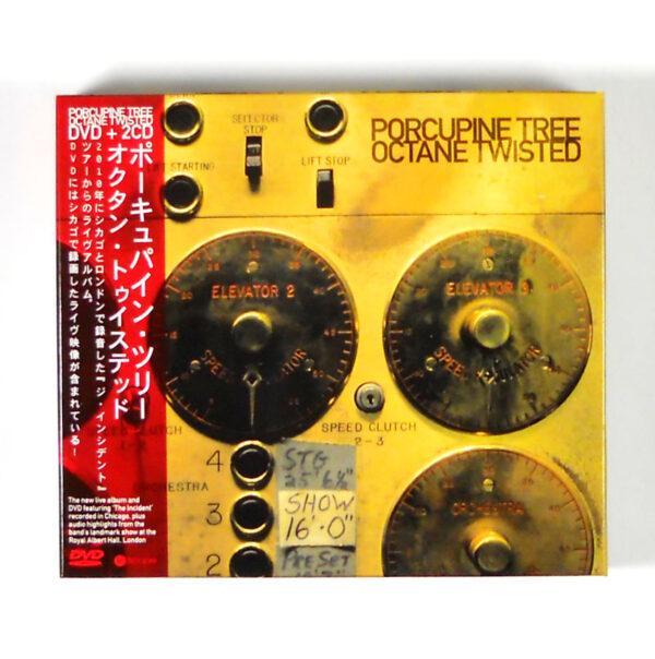 PORCUPINE TREE octane twisted CD