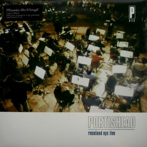 PORTISHEAD roseland nyc live LP